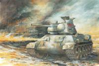 OT-34/76 MOD. 43 (NO.112 FACTORY) 1/35