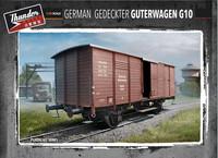 German G10 Guterwagen
