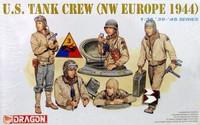 US Tank Crew, Europe '44 1/35