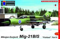 Mikoyan MiG-21bis Fishbed 1/72