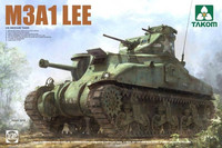 M3A1 Lee, Cast Hull 1/35