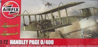 Handley Page 0/400 1/72