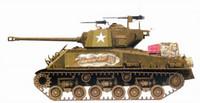 """M4A3 E8 Sherman """"THUNDERBOLT VII"""" 1/35"""
