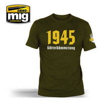 1945 T-shirt Size L or XL