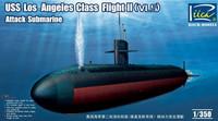 USS Los Angeles Class Flight II (VLS) Attack Submarine