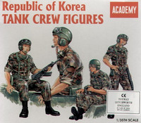ROK Tank Crew