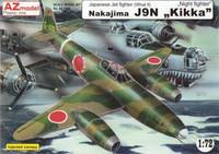 "Nakajima J9N Kikka ""Night Fighter'' 1/72"