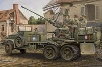 GMC with 40mm Bofors Anti-Aircraft Gun 1/35