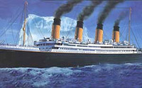 RMS Titanic 1/550