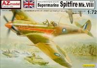 Supermarine Spitfire Mk.VIII 1/72