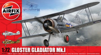 Gloster Gladiator MkI (New Tooling) 1/72