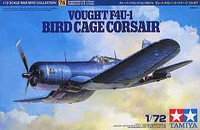 Vought F4U-1 Birdcage Corsair 1/72