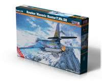 Hawker Maverick Hunter F.Mk.58  1/72