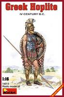 Greek Hoplite IV Century B.C 1/16
