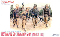 Hermann Göring Division Tunisia 1943 1/35