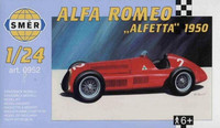 Alfa Romeo Alfetta Racing Car 1950
