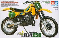 Suzuki RM 250 Motocross Bike