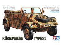 Kubelwagen Type 82 1/35