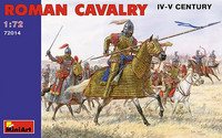 Roman Cavalry IV-V Century 1/72