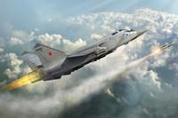 Russian MiG-31 Foxhound 1/48