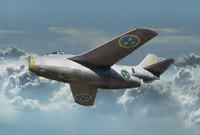 Saab 29A/29B Tunnan 1/72