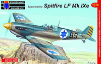 Supermarine Spitfire Mk.IXE Israeli Air Force 1/72