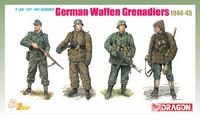 German Waffen Grenadiers 1944-45 1/35