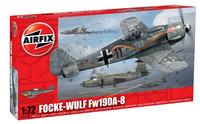"""Focke Wulf Fw 190 A-8 """"New Tooling"""" 1/72"""