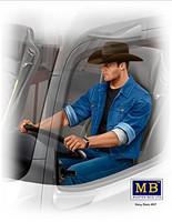 Trucker Series N:o 4 Mike (Beach Boy) Barrington 1/24