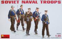 Soviet Naval Troops 1/35