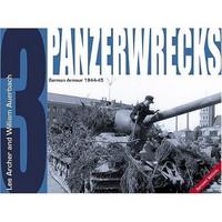 Panzerwrecks 3 96 sivua, 125 valokuvaa