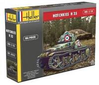 Hotchkiss H35 French Tank 1/35