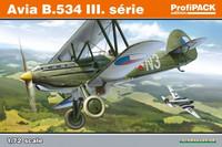 Avia B.534 III Serie (Profipack) 1/72