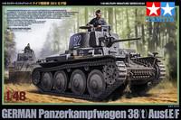 Panzer 38(t) Ausf.E/F 1/48