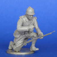 French soldier WWI #3 1/35