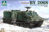 Bandvagn Bv 206S Articulated APC with Interior 1/35