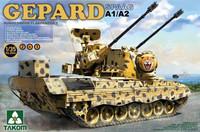 Bundeswehr Flakpanzer Gepard A1/A2 (2 in 1) 1/35