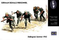German Signals Personnel, Stalingrad Summer 1942 1/35