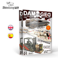 Damaged Magazine Issue 1