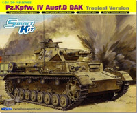 PzKpfw IV Ausf.D Tropical Version (Smart Kit) 1/35