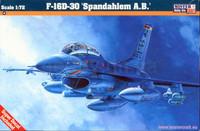 F-16D-30 Spadahlem A.B
