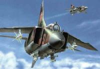 Mig-23 MF 1/72