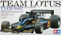 Lotus F1 '78 with PE Parts 1/20