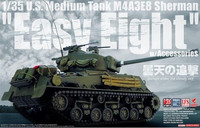 "M4A3E8 Sherman ""Easy Eight"" with Accessories 1/35"
