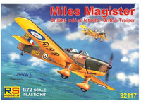 Models Miles Magister 1/72