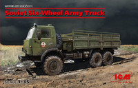 Soviet Six-Wheel Army Truck 1/35