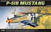 "North-American P-51B Mustang ""Old Crow"" 1/72"