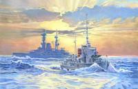 HMS Ivanhoe 1/500
