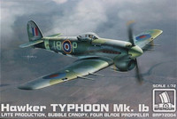 Hawker Typhoon Mk.Ib Late Production 1/72