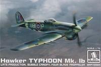 Hawker Typhoon Mk.Ib Late Production 1/72